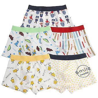 Boys Soft Breathable Boxer