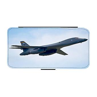 Rockwell B-1 Lancer Heavy Bomber iPhone 12 Pro Max Wallet Case