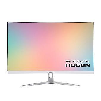 צג מחשב מסך מעוקל 23.8 אינץ' ממשק Vga / hdmi מסך