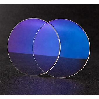 Anti-blue Ray Lens 1.67 High Index Ultrathin Myopia Prescription Optical Lenses