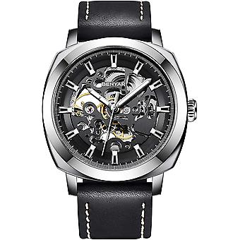 BENYAR Mens Automatic Mechanical Wrist Watch Elegantt Gift for Men