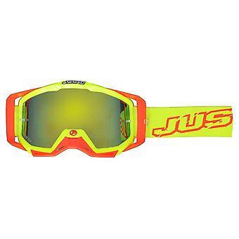 Just 1 Motocross Goggles Anti Fog Anti Scratch