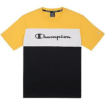 Champion Miesten T-paita Crewneck 216197