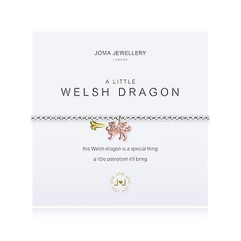 Joma Sieraden Een beetje Welsh Dragon Bracelet 2878