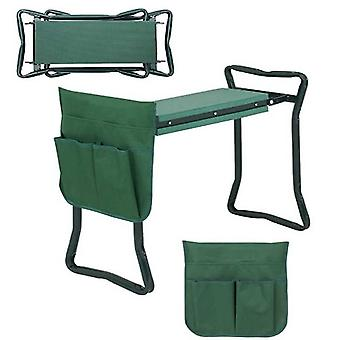 Newest Folding Garden Kneeler And Seat Eva Foam Pad