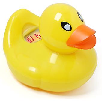 Thermomètre de température TRIXES jaune canard mignon bébé l'eau du bain