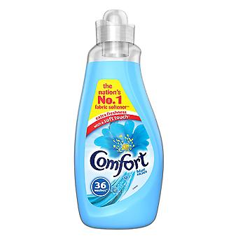 6x of 36 Washes Comfort Blue Skies Fabric Conditioner 1.26L, Total 216 Washes