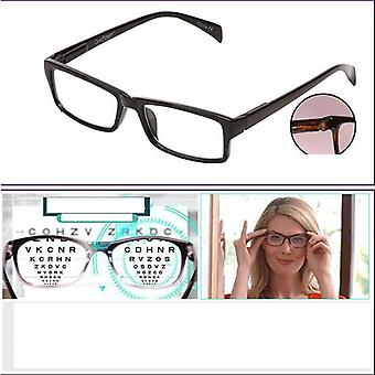 One Power Readers,  Auto Adjusting Bifocal Reading Glasses +50 To +250