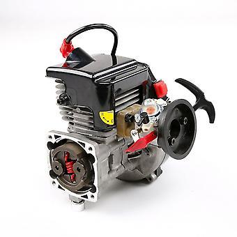 45cc yksisylinterinen kaksitahtinen 4.35 Hp Nelipiste kiinteä helposti käynnistys moottori