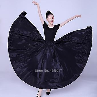 חצאית פלמנקו חצאית ריקוד חצאית