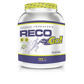 Mm Supplements Reco & Go #strawberry 1 Kg Unisex