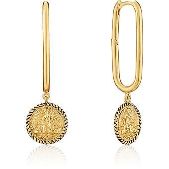 Ania Haie AH E020-01G Gold Digger Ladies Earrings