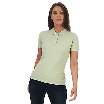 Women's Henri Lloyd Polo Shirt in Green