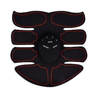 Electric muscle simulator wireless buttocks abdominal massager