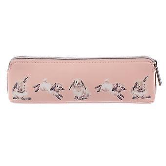 Wrendale Designs Rabbit Brush Bag