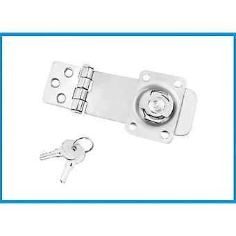 Stainless Steel- Safety Lock Hatch, Cabinet Door Deck Locker, Latch Yacht