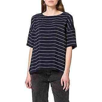 ESPRIT Collection 021EO1K308 T-Shirt, 400/Navy, S Woman