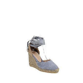 Castaner | Carina Ankle-Tie Espadrille Wedge Sandals