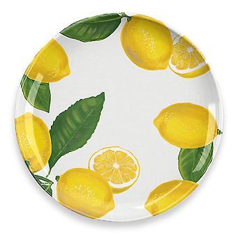 Epicurean Lemon Fresh Melamine Dinner Plate