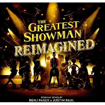 The Greatest Showman: Reimagined Vinyl