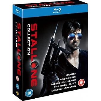 Die Slyvester Stallone Kollektion Blu-ray