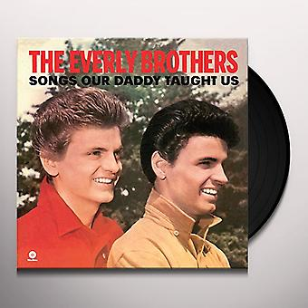 The Everly Brothers - Songs Our Daddy Taught Us Vinyl