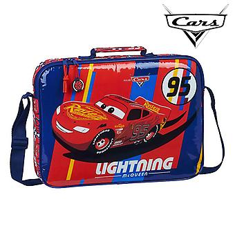 Briefcase Cars Racing Block Red