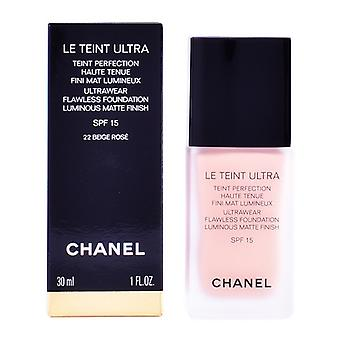Maquillage Fluid Foundation Le Teint Ultra Chanel