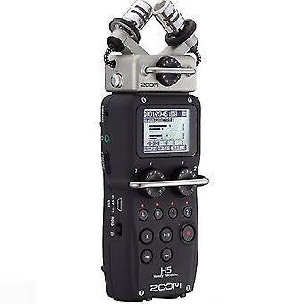 プロのデジタルレコーダー4トラックポータブル