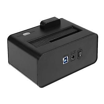 2,5 inch 3,5 inch SATA seriële poort externe harde schijf plank USB3.0 mobiele harde schijf box basis harde