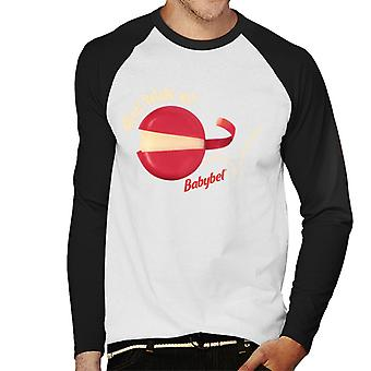 Baby Bel Roll Med Det Baseball Långärmad T-Shirt