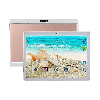 Y13 Rose Gold Flat 10.1-inch Quad-core Ips Touch Screen 1280*800(Pink)
