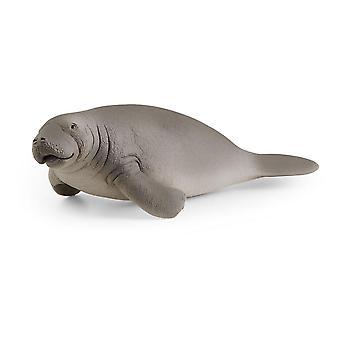 Wild Life Manatee Toy Figuur