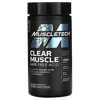 Clear Muscle - 84 liquid softgels