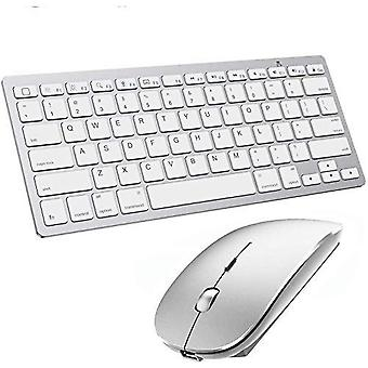 Bluetooth Keyboard And Mouse Combo