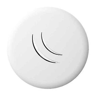 نقطة الوصول Mikrotik راوتربورد كاب لايت 2,4 غيغاهرتز الأبيض
