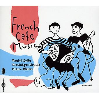 French Cafe Music - French Cafe Music [CD] USA import