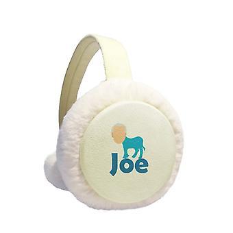 Biden Art Profile Ear Warmer