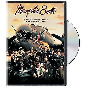 Memphis Belle [DVD] USA importerer