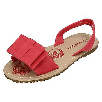 Miejscu dziewczyny na Mule płaskie sandały Slingback H0125