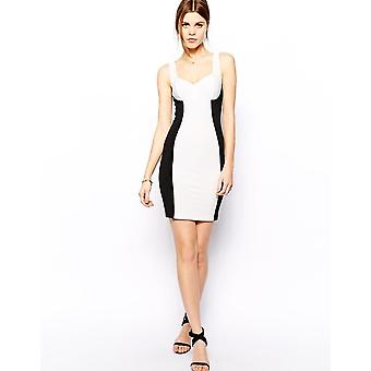 ASOS Panel Rib Bodycon Dress DR923-16