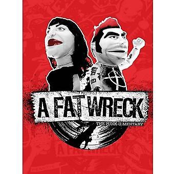 A Fat Wreck [DVD] USA import