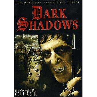 Dark Shadows - Dark Shadows: malédiction de l'importation USA Vampire [DVD]