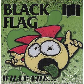 Black Flag - What the [Vinyl] USA import