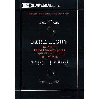 暗い光: ブラインド フォトグラファー アート 【 DVD 】 USA 輸入