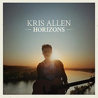 Kris Allen - Horizons [CD] USA import
