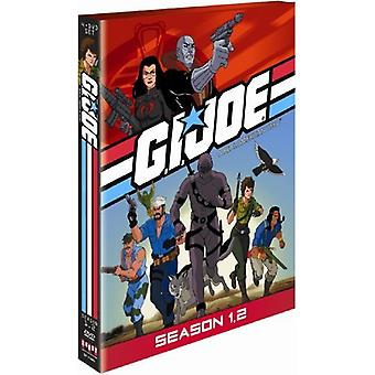 GI Joe: Ein echter amerikanischer Held: Season 1.2 [DVD] USA Import