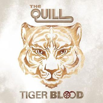 Quill - Tiger Blood [CD] USA import