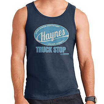 Haynes merk Truck Stop mannen Vest