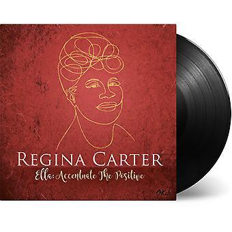 Carter*Regina - Ella: Accentuate the Positive [Vinyl] USA import
